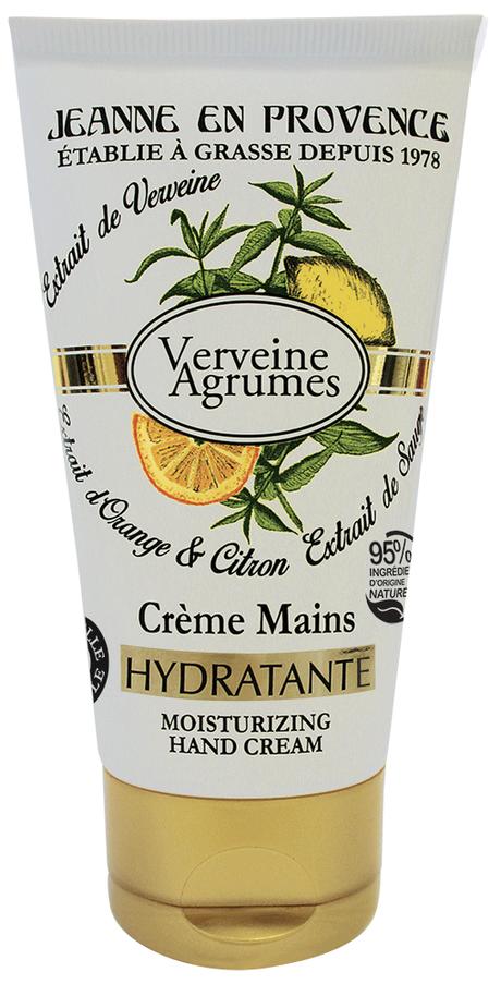 Cremas de Manos Reparadoras de Jeanne en Provence