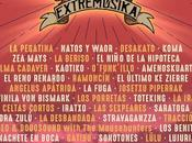 Extremúsika 2019: Pegatina, Natos Waor, Desakato, Toteking, Saratoga, Fuga, Celtas Cortos, Koma, Niño Hipoteca...