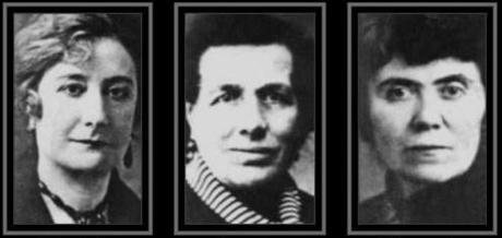 víctimas de Leonarda Chianculli asesina en serie