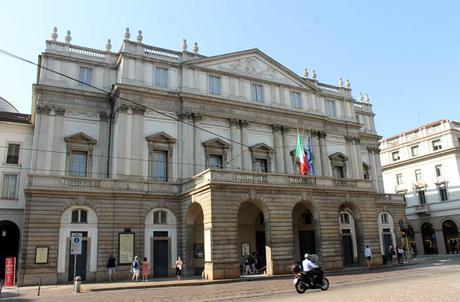 El teatro de La Scala qué ver en Milán