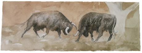 Poesía barroca y toros