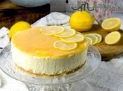Tarta helada limón queso