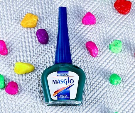 Pon un Lazo Verde en tus Uñas con Masglo en la Lucha contra el Linfoma