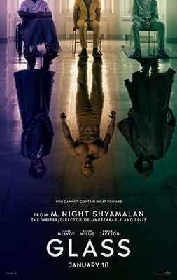 Glass de M. Night Shyamalan en Sitges 2018
