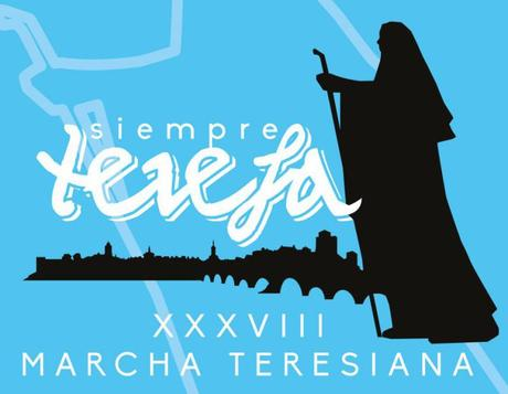 """Siempre Teresa"", lema de la 38ª marcha teresiana"