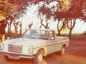 camioneta Mercedes-Benz