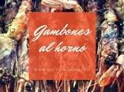 Gambones horno