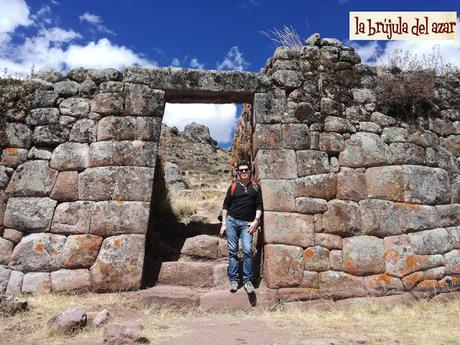 EL INCAWASI DE HUAYTARA: AGUA SAGRADA