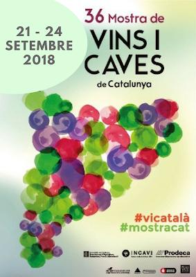 MOSTRA DE VINS I CAVES DE CATALUNYA 2018 (ED. 38)