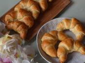 Croissants Napolitanas Caseros
