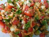 Ensalada legumbres