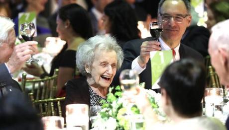 Brenda Milner, la neuropsicóloga de 100 años
