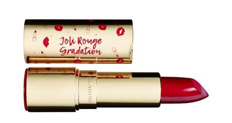 Jolie Rouge & Black, colorido otoño 2018 CLARINS