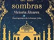 ciudad sombras, Victoria Álvarez
