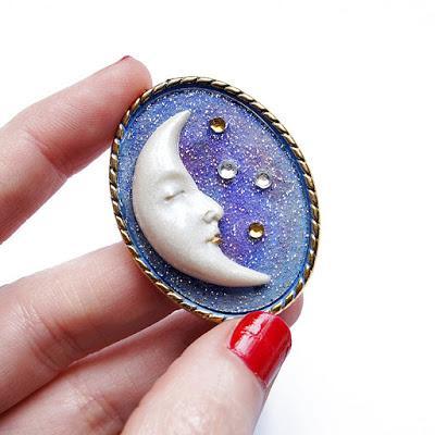 Bailando con la Luna por LaliBlue