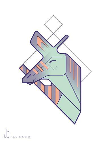 Los ornitópodos lineales de Jo s'illustre