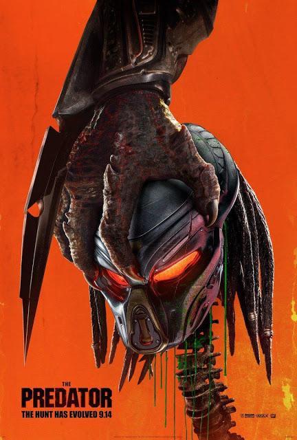 The Predator, peligrosa evolución