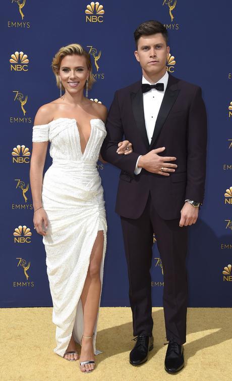 Alfombra roja de los Emmys 2018