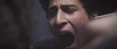 Jake Hoffman en una secuencia de Enter the Dangerous Minnd