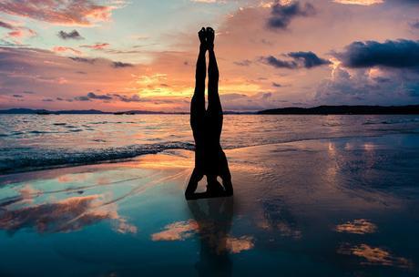 Poses de yoga para adelgazar