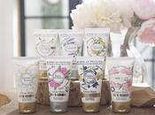 Manos hidratadas suavemente perfumadas Cremas Reparadoras JEANNE PROVENCE