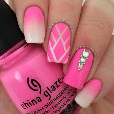 50 Unas Color Rosa Actuales Que Te Serviran De Inspiracion Paperblog