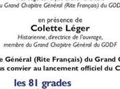Serie, Rituales Arca Orden Sabiduría Rito Francés