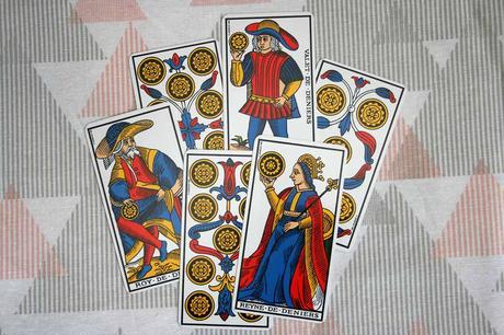 Los 4 elementos del Tarot en profundidad