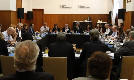 Finalizó la V Reunión Anual del Consejo Federal de Salud