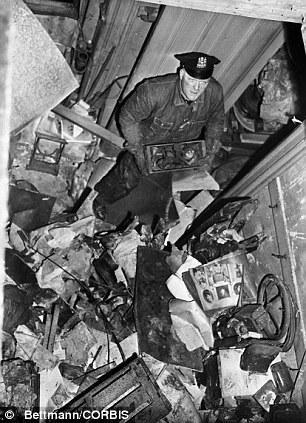 Enterrados por la basura: El caso de los hermanos Collyer