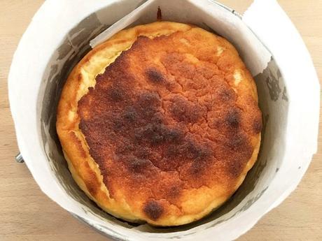 tarta suave y esponjosa tarta rápida tarta ingredientes sencillos tarta fácil de yogur tarta de yogur griego tarta de queso greek yogurt cheesecake Greek Yogurt Cake