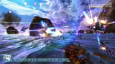 El espectacular matamarcianos Astebreed también en Switch