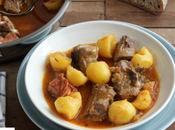 mejores patatas guisadas costillas preparado vida