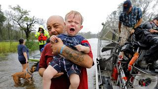 El huracán Florence expone la dura realidad de la desigualdad en Estados Unidos