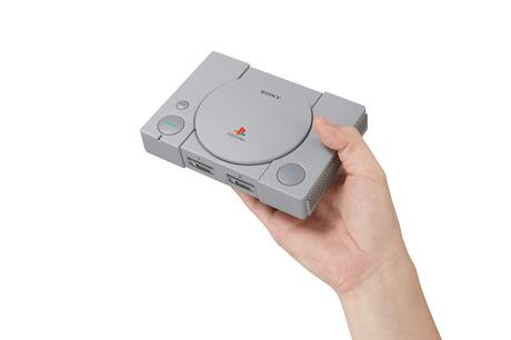 Anunciada PlayStation Classic para el 3 de diciembre