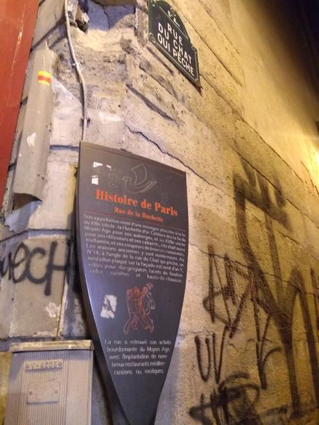 París en español y Tablaturas de mis pasos