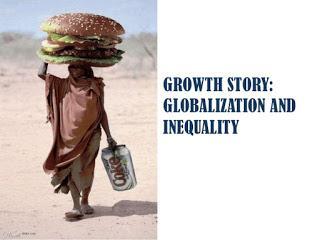 ¿Está causando desigualdad la globalización? (2)