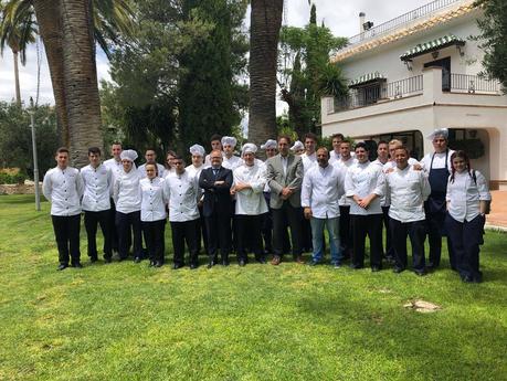 Plan de becas de la Fundación Cruzcampo para la Escuela de Hostelería de Jaén ¡Ya puedes cumplir tu sueño!