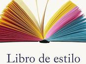 Libro estilo lengua española