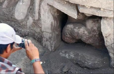 Las piedras de Jada en México muestran extraterrestres y ovni's