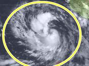 """tormenta tropical """"Rosa"""" cerca huracán oeste México"""