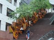 Cascade Project Hong Kong: desafío pensar grande espacios chicos subutilizados