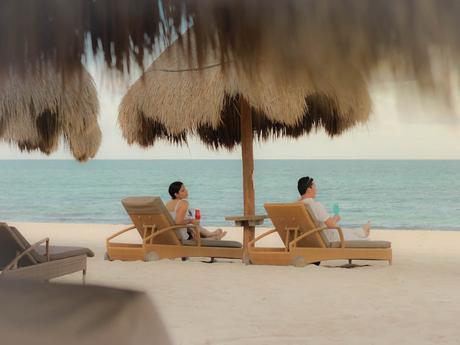 Bebidas en la Playa Iberostar