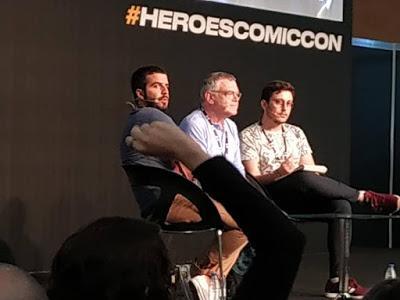 Ganando méritos para Ser una Cómic Con - Nuestra opinión del Héroes Cómic Con