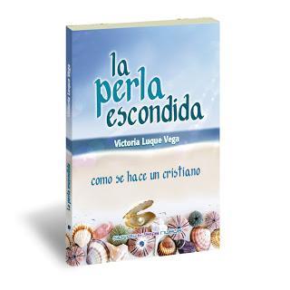 La perla escondida, Victoria Luque (Libros)