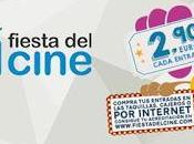 ¡Fiesta Cine! Entradas 2,90€