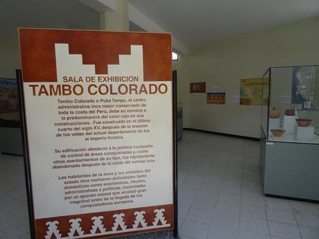 TAMBO COLORADO: REFUGIO INCA EN LA COSTA DEL PERÚ