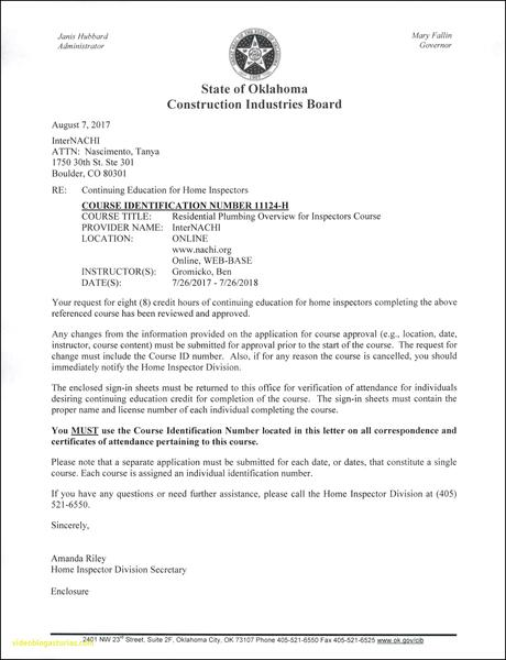 New Plumbing License Renewal - Paperblog