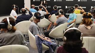 Sitges 2018: Slatix realidad virtual, invitados, exposiciones y espacios públicos