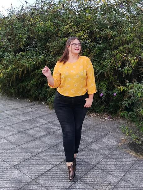 Guerra de Pantalones - MS Mode ~ Plus size woman
